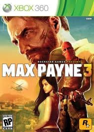 MICROSOFT Microsoft XBOX 360 Game XBOX 360 MAX PAYNE 3