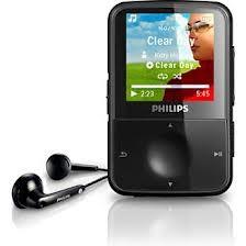 PHILIPS IPOD/MP3 Accessory GO GEAR MP3