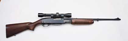 REMINGTON FIREARMS Rifle 760 GAMEMASTER