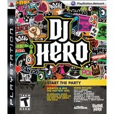 NINTENDO Wii DJ HERO START THE PARTY