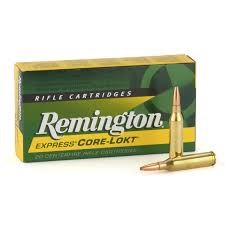 REMINGTON FIREARMS & AMMUNITION Ammunition 30-06 AMMO