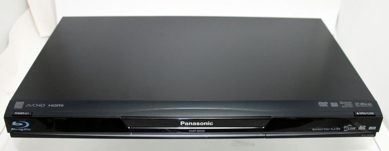 PANASONIC DVD Player DMP-BD60