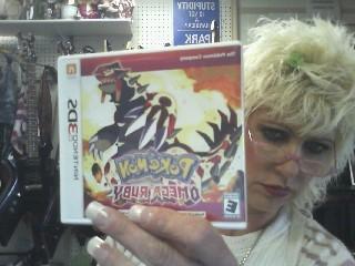 NINTENDO Nintendo Wii WII POKEMON OMEGA RUBY GAME