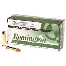 Remington - 38 SPL - 130 GR. MC
