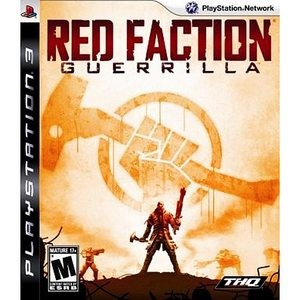 SONY Sony PlayStation 3 Game RED FACTION GUERILLA
