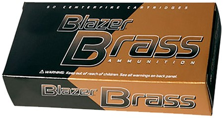 BLAZER BRASS 9MM 115 GR FMJ