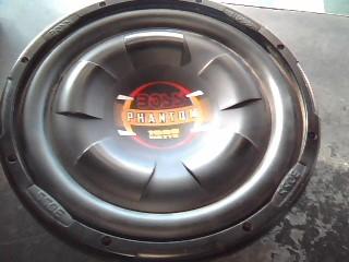 BOSS Speakers/Subwoofer PHANTOM D12F