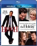 BLU-RAY MOVIE Blu-Ray HITCH/ THE HOLIDAY