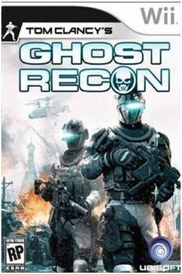 NINTENDO Nintendo Wii Game GHOST RECON