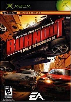 MICROSOFT Microsoft XBOX 360 Game BURNOUT REVENGE