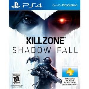 SONY Sony PlayStation 4 Game KILLZONE: SHADOW FALL - PS4