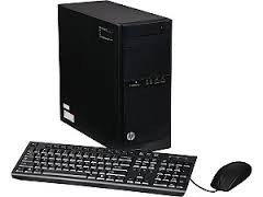 HEWLETT PACKARD PC Desktop 110-243W