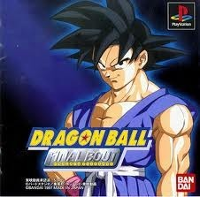 SONY Sony PlayStation DRAGON BALL GT FINAL BOUT
