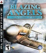 SONY PS3 BLAZING ANGELS