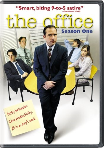UNIVERSAL STUDIOS DVD THE OFFICE SEASON 1
