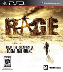 SONY Sony PlayStation 3 Game PS3 RAGE