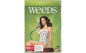 DVD BOX SET DVD WEEDS SEASON 4