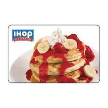 IHOP Gift Cards GIFT CARD
