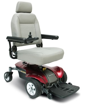 JAZZY POWER CHAIRS Scooter ELITE ES SCOOTER