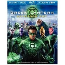 BLU-RAY MOVIE Blu-Ray GREEN LANTERN