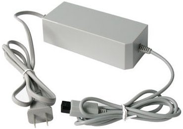 NINTENDO Video Game Accessory WII POWER SUPPLY