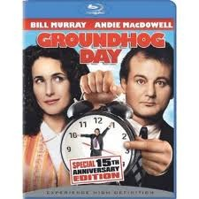 BLU-RAY GROUNDHOG DAY