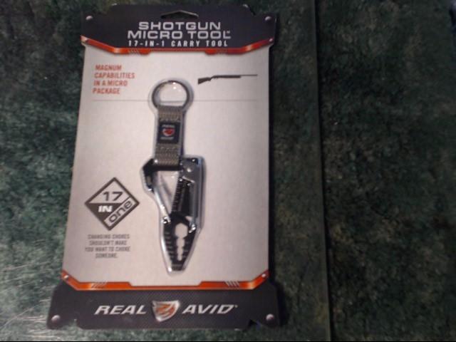 REAL AVID Accessories SHOTGUN MICRO TOOL