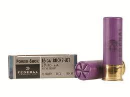 FEDERAL AMMUNITION Ammunition F164 1B