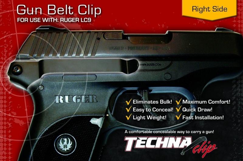 TECHNACLIP Accessories LC9-BR