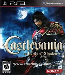 SONY Sony PlayStation 3 Game PS3 CASTLEVANIA LORDS OF SHADOW