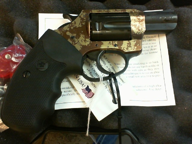 CHARTER ARMS Revolver PANTHER