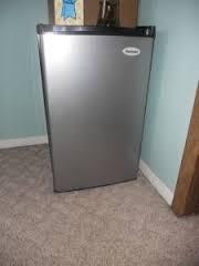 CHEFMATE Refrigerator/Freezer MINIFRIDGE