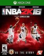 MICROSOFT Microsoft XBOX One Game NBA 2K16 - XBOX ONE