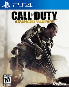SONY Sony PlayStation 4 Game CALL OF DUTY ADVANCED WARFARE - PS4