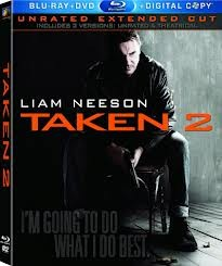 BLU-RAY MOVIE Blu-Ray TAKEN 2