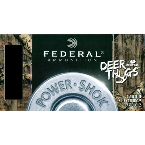 FEDERAL AMMUNITION Ammunition DEER THUGS 300 WSM 180 GR