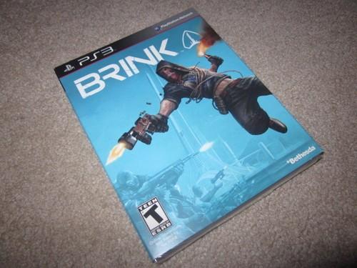 BETHESDA SOFTWORKS Sony PlayStation 3 Game BRINK