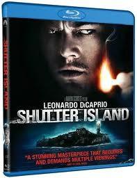 BLU-RAY MOVIE Blu-Ray SHUTTER ISLAND