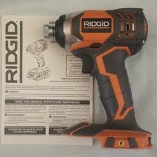 RIDGID TOOLS Combination Tool Set R86034