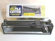 NATTCO File/Chisel TILE CUTTER