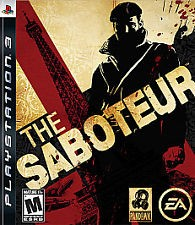 SONY Sony PlayStation 3 Game THE SABOTEUR