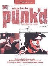 PUNK'D THE COMPLETE FIRST SEASON DVD BOX SET