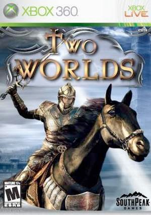 MICROSOFT Microsoft XBOX 360 Game TWO WORLDS