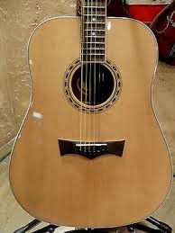PEAVEY Electric-Acoustic Guitar DW-2