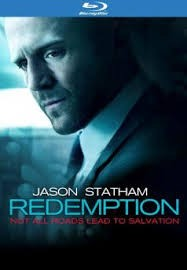 REDEMPTION, ACTION BLU-RAY DVD, STARRING JASON STRATHMAN