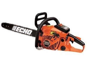ECHO Chainsaw CS-400 CHAIN SAW