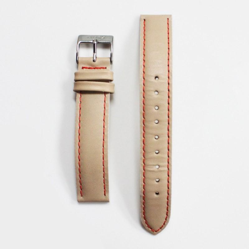 TIMEX Watch Band STRAP 16mm khaki tan