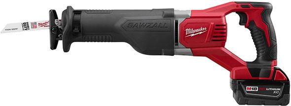MILWAUKEE Reciprocating Saw 2621-20