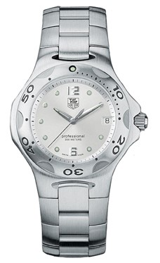 TAG HEUER Gent's Wristwatch PROFESSIONAL WL111E