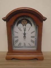 BULOVA ROYAL DOULTON CLOCK
